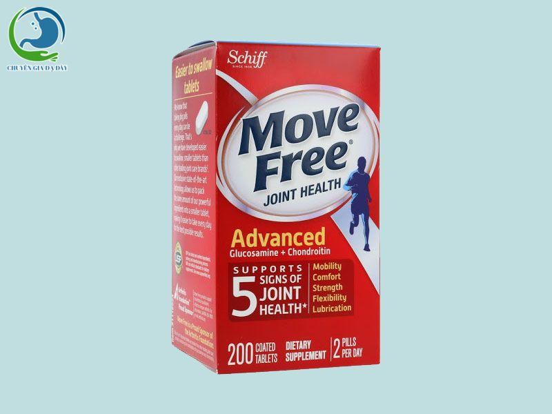 Schiff Move Free Joint Health viên uống bổ khớp