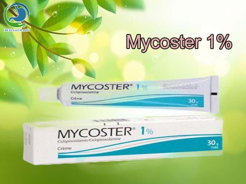 Mycoster 1%