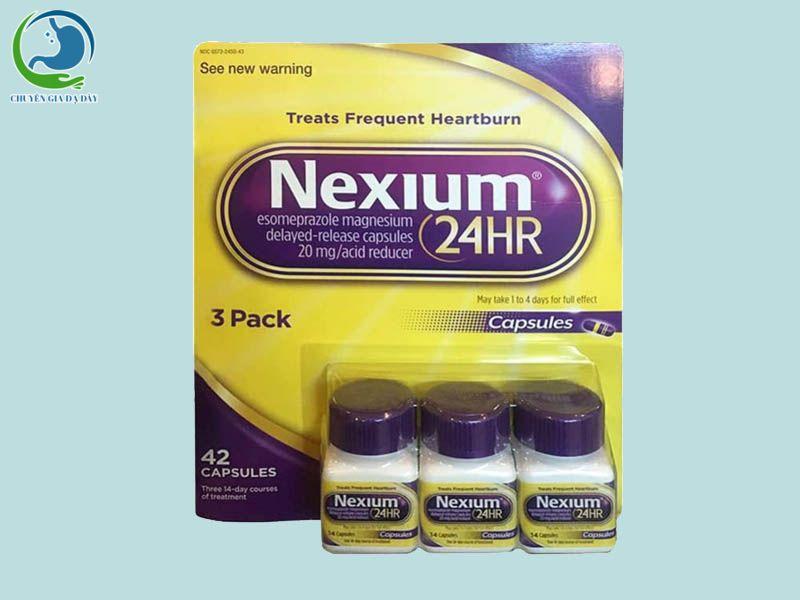 Thực phẩm chức năng Nexium 24Hr