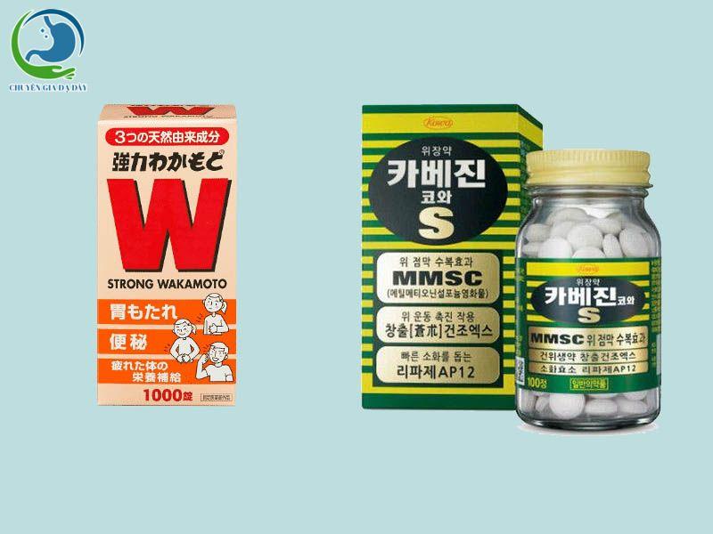 Thuốc đặc trị trào ngược dạ dày của Nhật