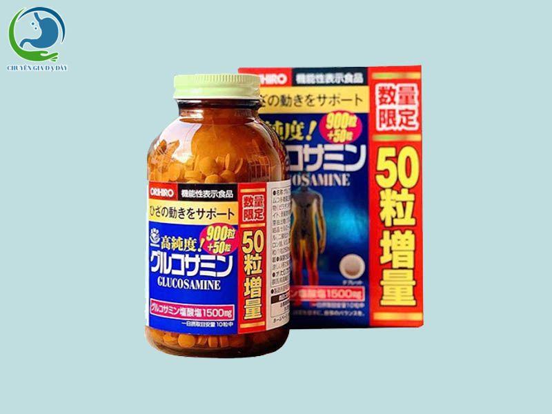 Viên xương khớp Orihiro Glucosamine 1500mg