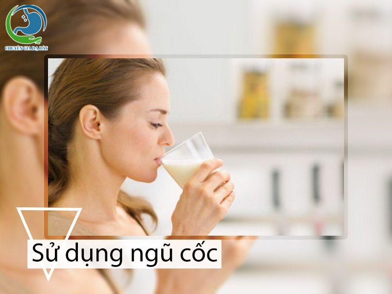 Sử dụng ngũ cốc đúng cách cho người bị trào ngược dạ dày