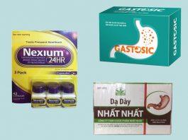 Các thực phẩm chức năng chữa trào ngược dạ dày