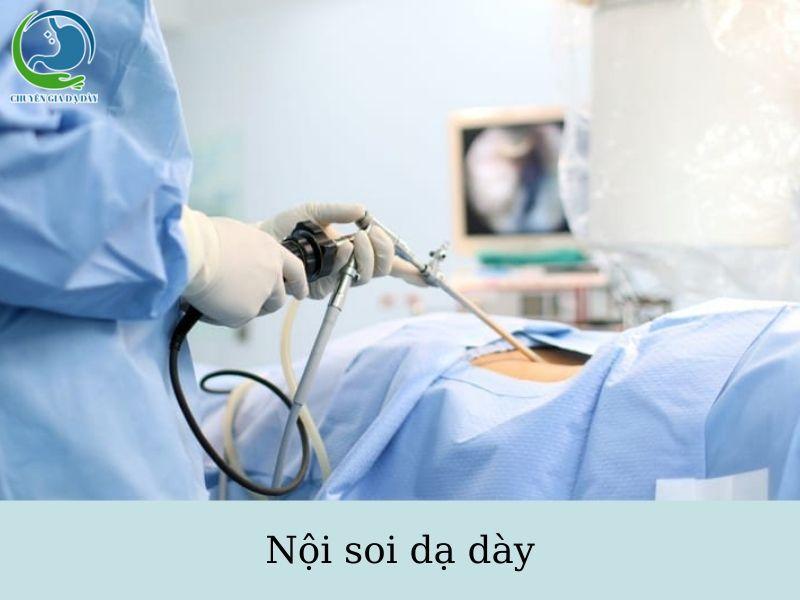 Phẫu thuật trào ngược dạ dày bằng nội soi