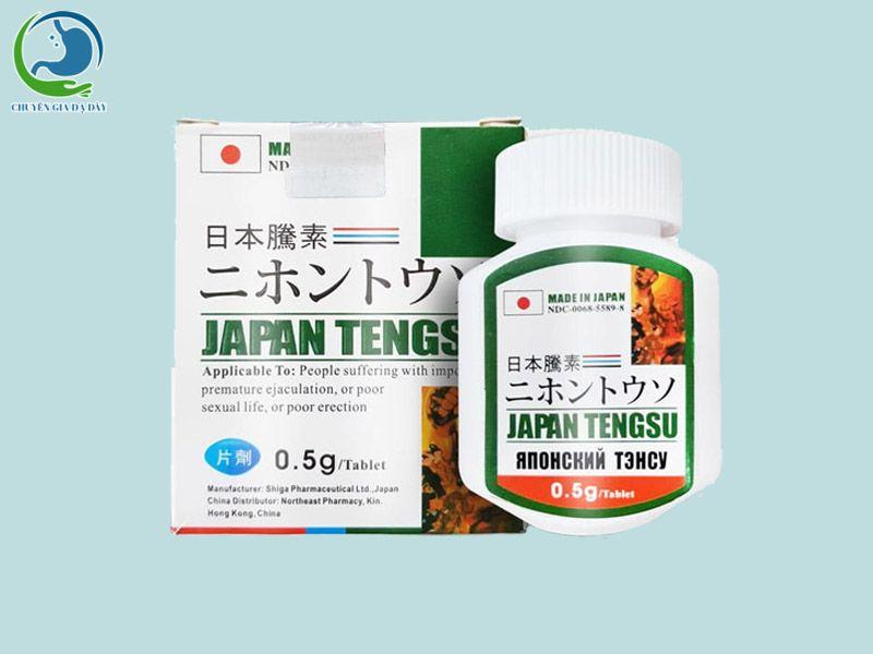 Hộp Japan Tengsu