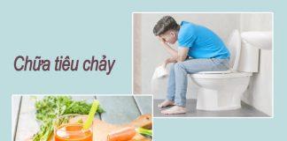 Chữa tiêu chảy bằng cà rốt