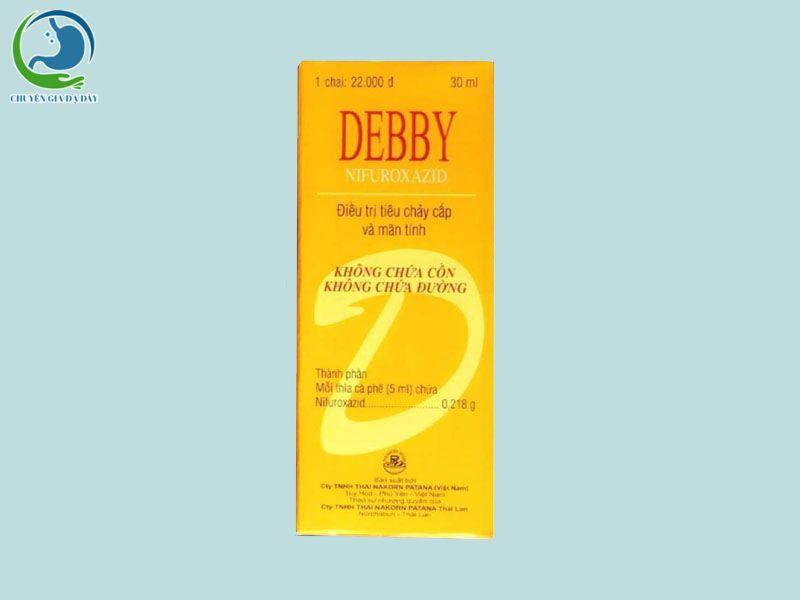 Hộp thuốc Debby